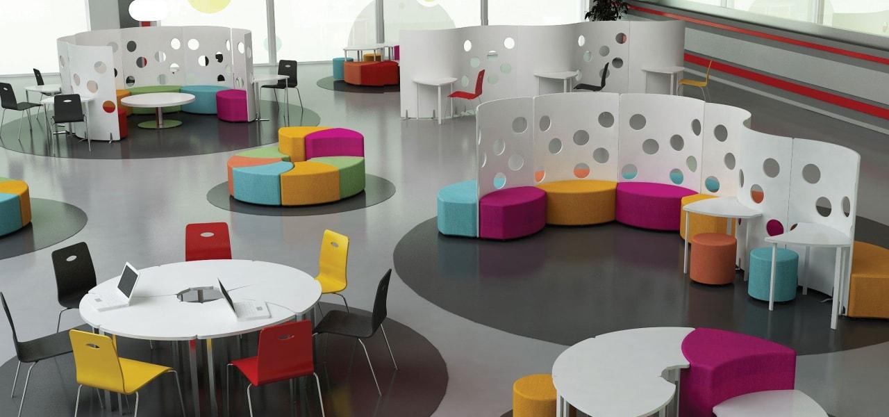 Okul ve yurt mobilyaları